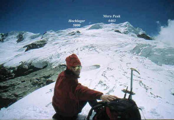 Mera Peak vom Mera La